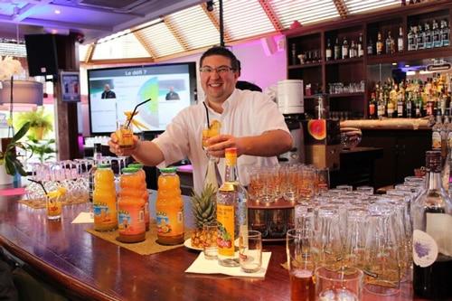 nantes barman animation