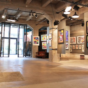 location lieu atypique galerie d'art nantes
