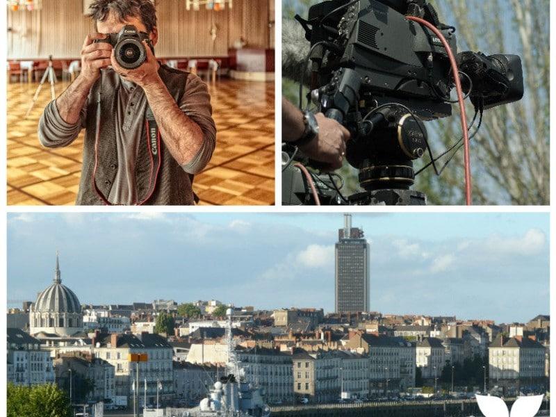 Article lieux atypiques pour tournages shooting photos nantes