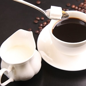 vignette cafe simple