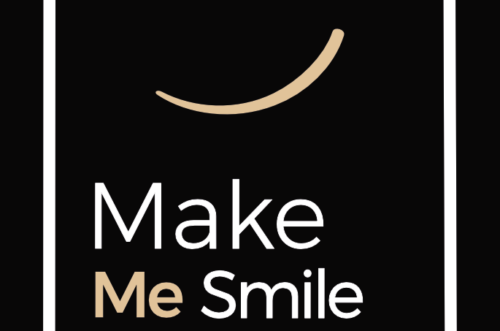 Logo make me smile