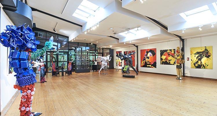 Louez une galeries à Nantes
